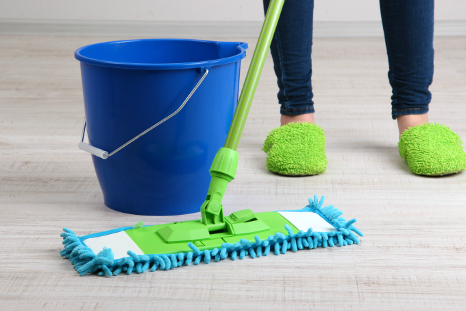 How To Clean When You Don't Feel Like It