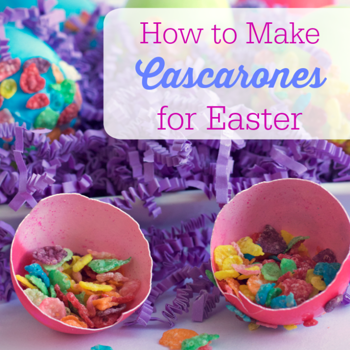 How to Make Cascarones for Easter