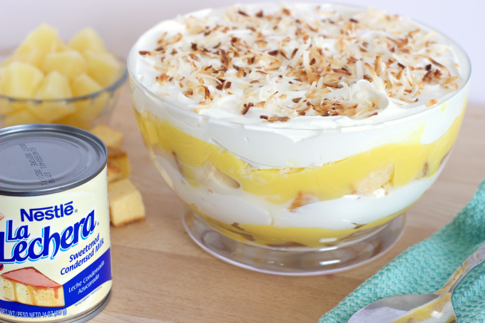 How To Make Pineapple Pudding Cake