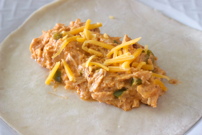 Baked Chicken and Cheese Empanadas - The Latina Homemaker