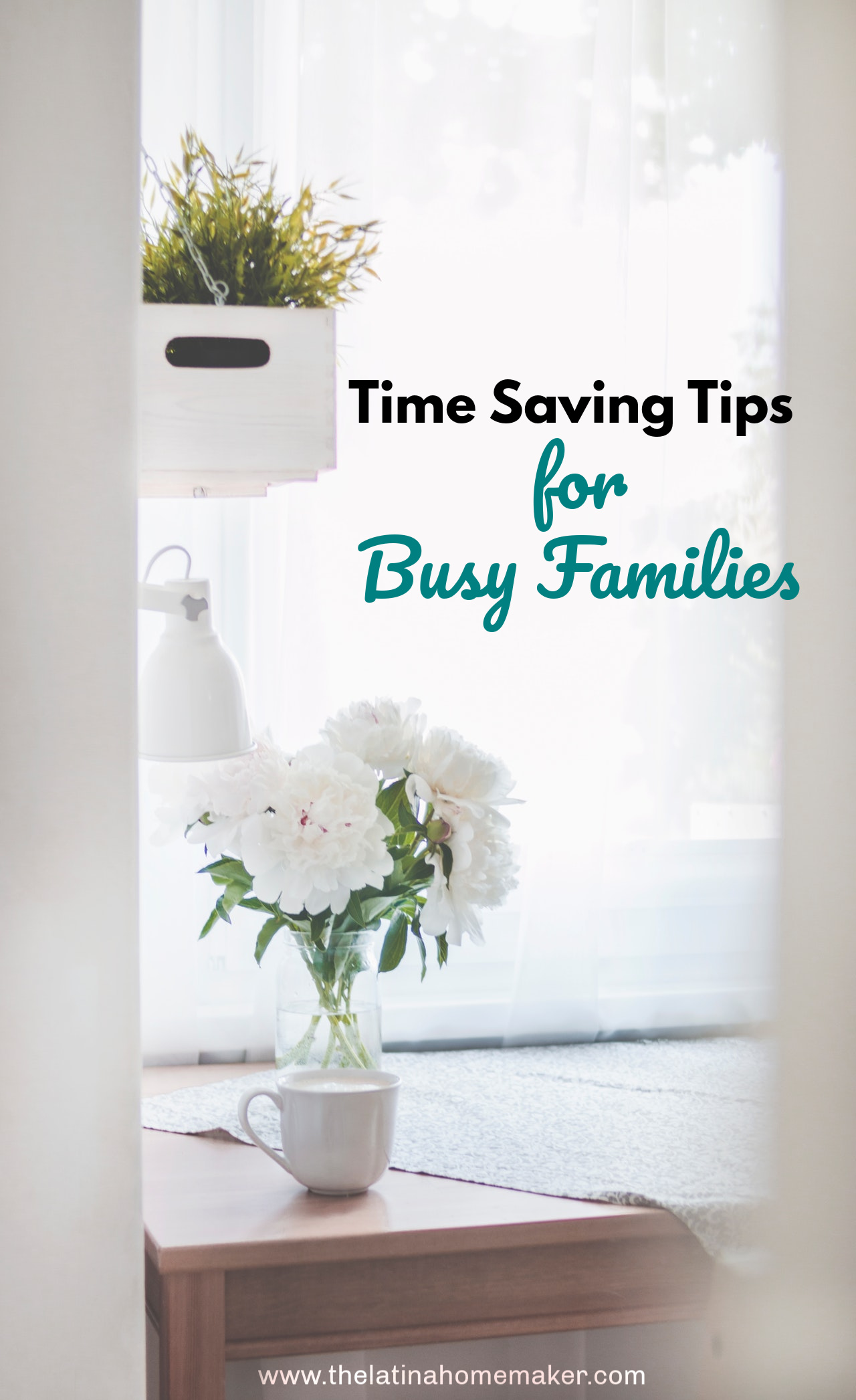 Time saving tips for families that are currently in a busy season and find themselves overwhelmed.