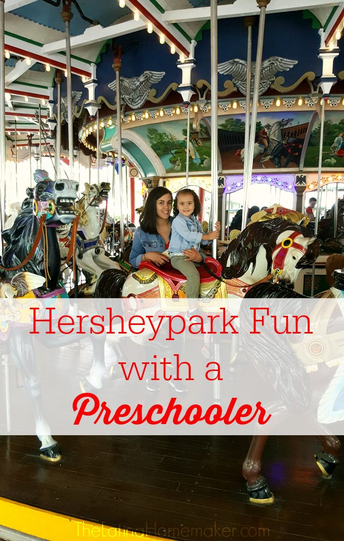 Hersheypark Fun with a Preschooler + Ticket Giveaway! - The Latina ...