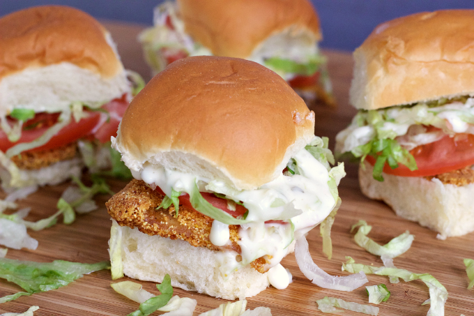 Easy Alaska Sole Sliders – These Alaska Sole Sliders are kid-friendly and super easy to put together. Perfect for busy weeknights when you want to serve your family a delicious meal without spending hours in the kitchen.