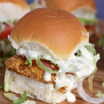Easy Alaska Sole Sliders