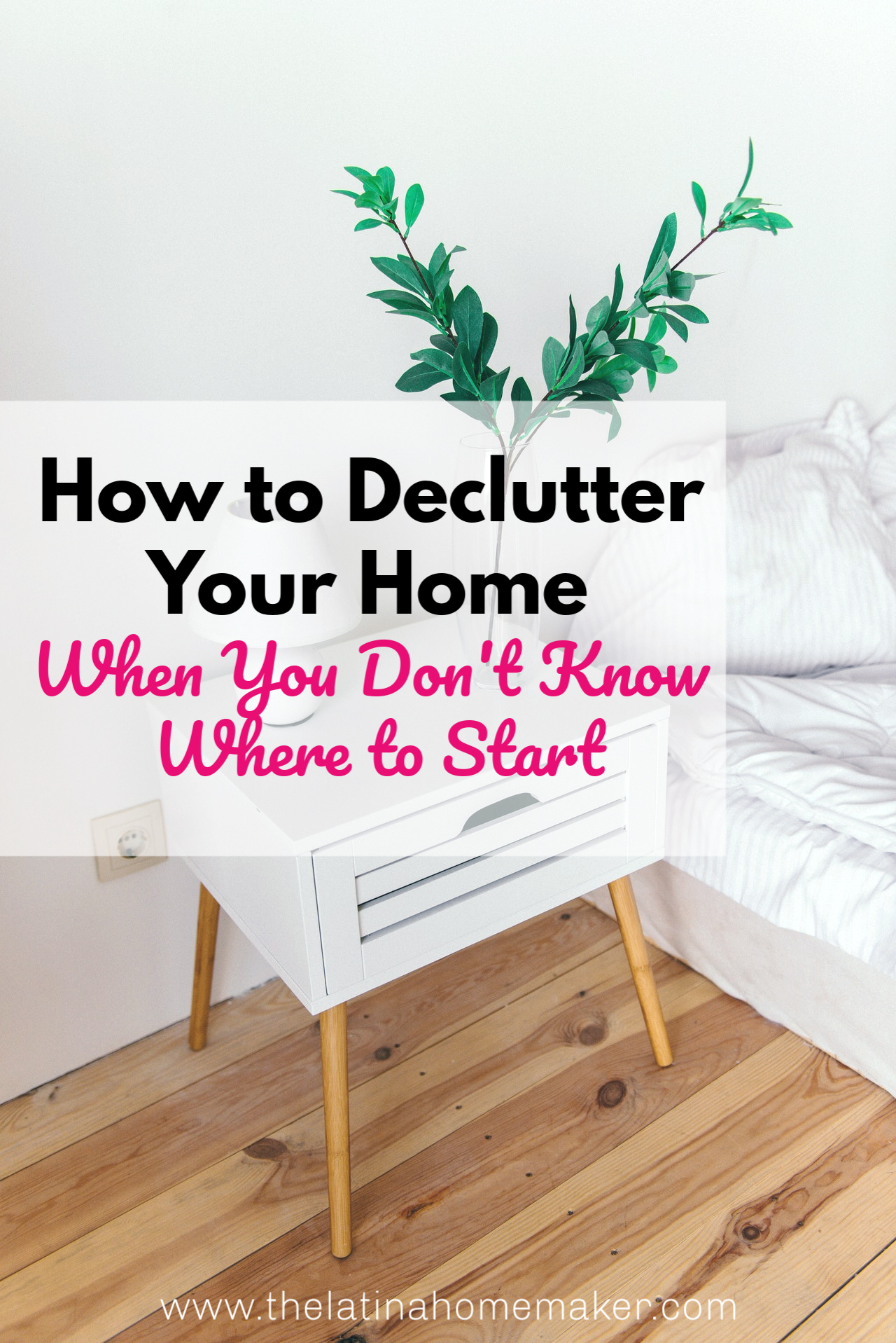 How to Declutter Your Home When You Don't Know Where to Start