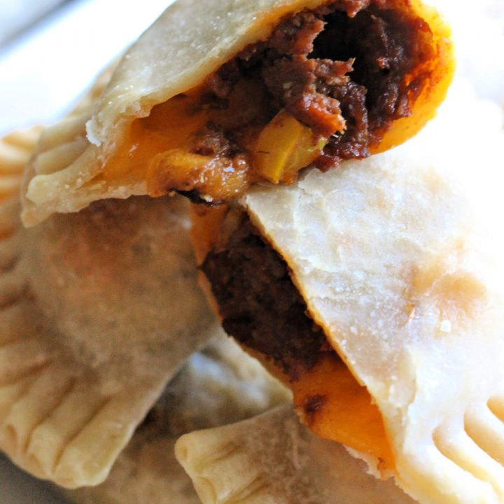 Beef and Cheese Empanadillas (Puerto Rican Turnovers)